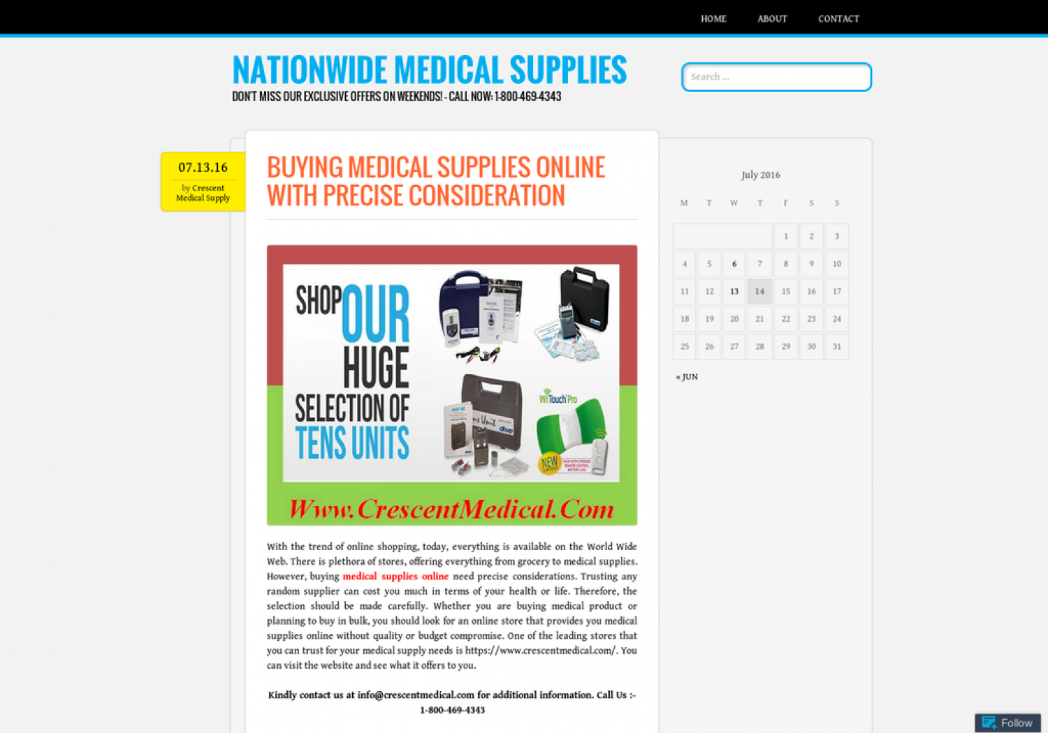 Buying Medical Supplies Online With Precise Consideration Infographic