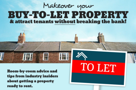 Buy-to-Let Makeover Without Breaking the Bank! Infographic