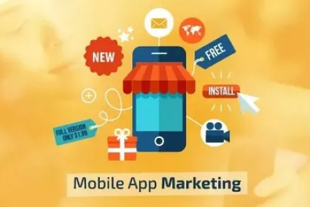 Byteoi- Mobile App Marketing Agency Infographic