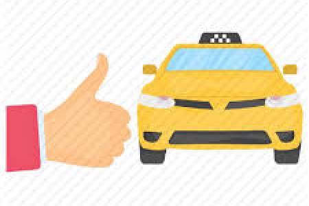 Cab services Infographic