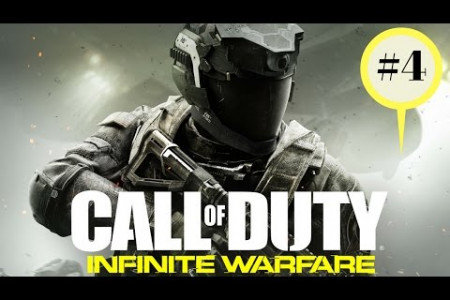 Call of Duty: Infinite Warfare Campaign - Mission 4: Black Sky - Take To The Sky Infographic