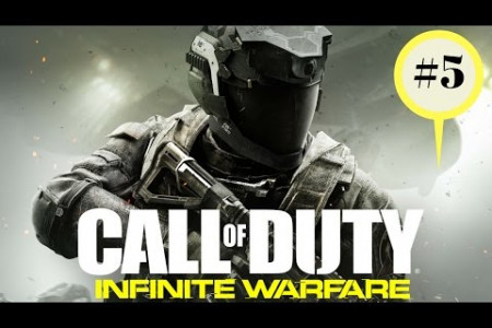 Call of Duty: Infinite Warfare Campaign - Mission 5 Retribution Aftermath Infographic