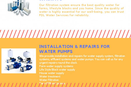 Cambridge Water Pump Services  Infographic