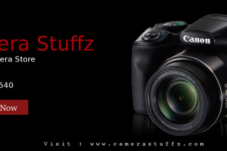 Camera Stuffz - Canon Digital Camera Store In Los Angeles Infographic