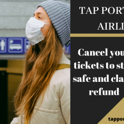 Cancel your tickets to stay safe and claim refund | Visual.ly