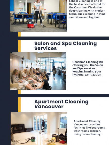 Canshine Cleaning ltd Infographic