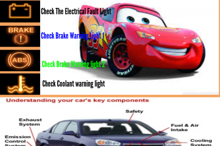 Car Care Tips Infographic
