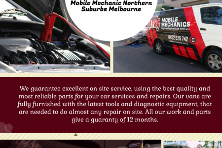 Car Service Melbourne Infographic