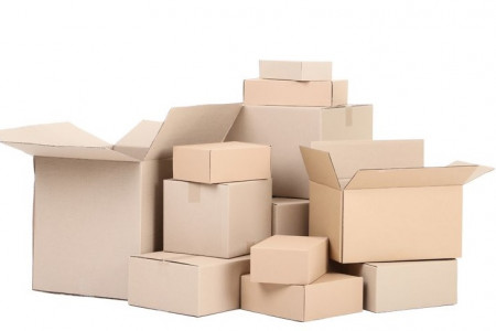 Cardboard Boxes and the Mistakes You Make Infographic
