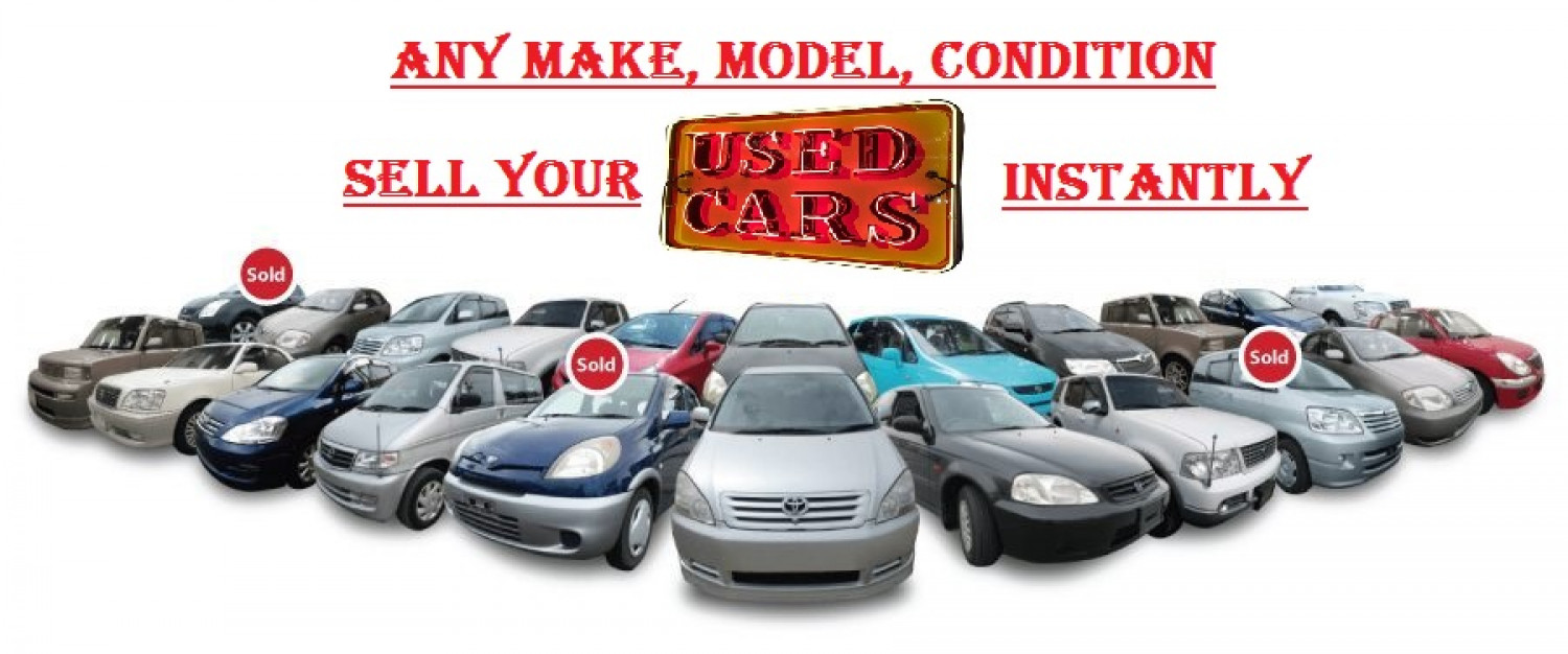 Cash for Used Cars in Brisbane Infographic