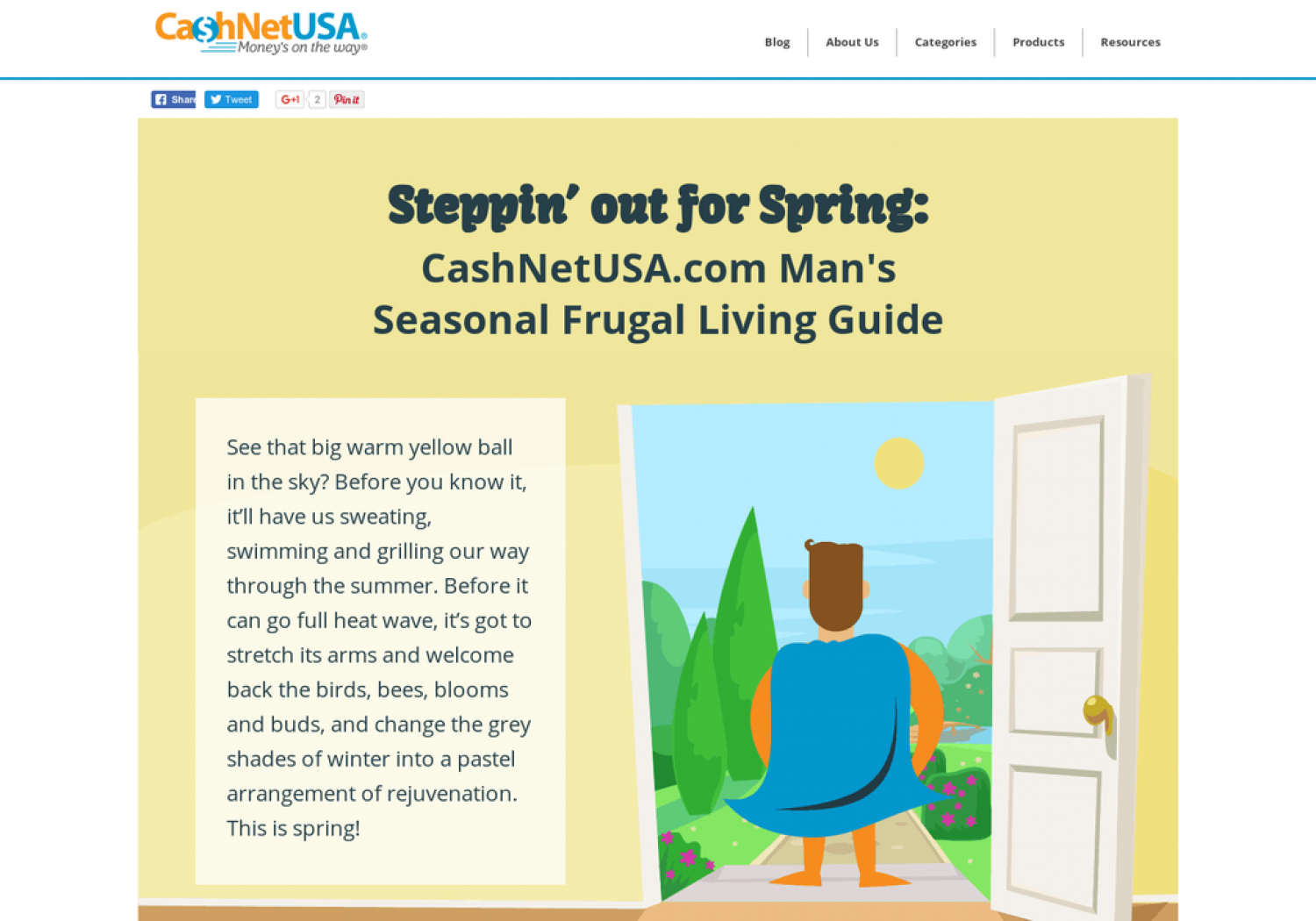 The frugal living guide array cashnetusa com man u0027s seasonal frugal living guide spring visual ly rh visual ly fandeluxe Choice Image