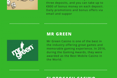 Casino Bonus, Free Spins, Exclusive Offers - Bonus Casino Blog Infographic