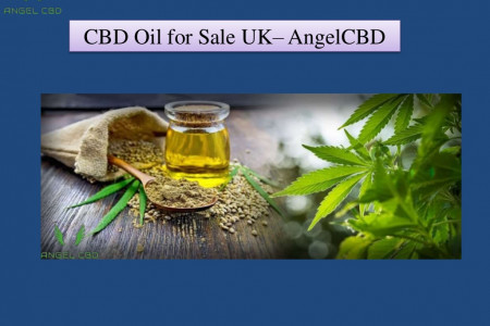 CBD Oil for Sale UK– AngelCBD Infographic