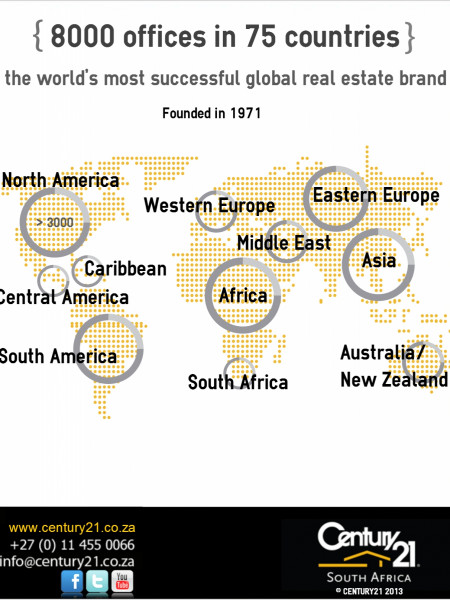 Century 21 South Africa | Infographic Infographic