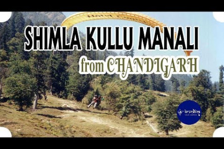 Chandigarh to Shimla Kullu Manali Couple Tour Package Infographic