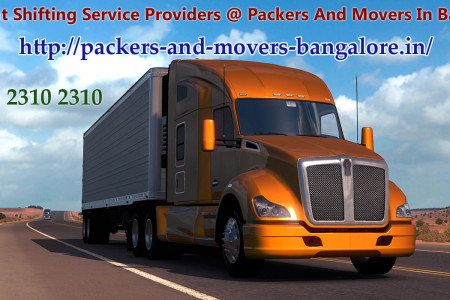 Charges And Overview Is A Bit Of Packers And Movers In Bangalore Infographic
