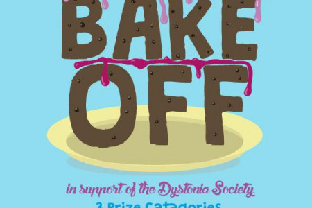 Charity Fundraiser: The Great Bake Off Infographic