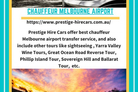 Chauffeur Cars Melbourne Transfer Service Infographic