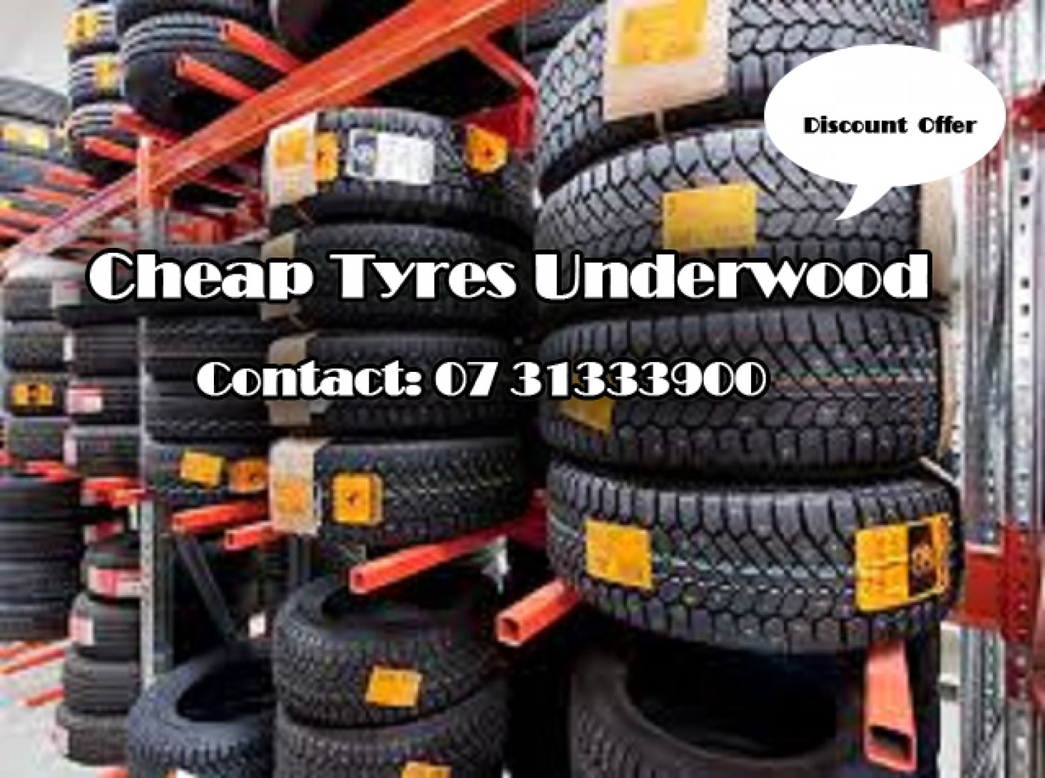Cheap Tyres Underwood Infographic