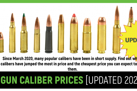 Cheapest Ammo Prices [Updated 2021] Infographic