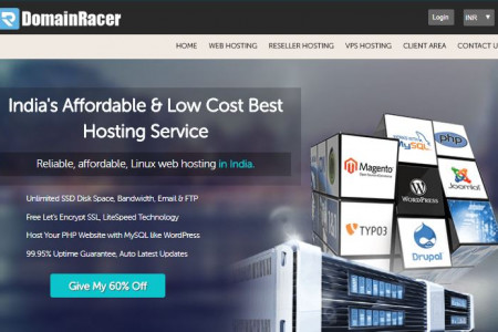 Cheapest web hosting in India  Infographic
