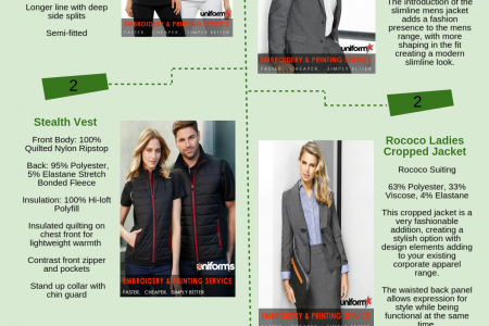 Check Out Best Uniforms at Uniforms Super Store Infographic