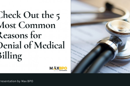 Check Out the 5 Most Common Reasons for Denial of Medical Billing Infographic