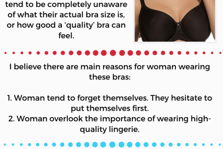 Check Out The Reasons Why To Care For Lingerie You Wear Infographic