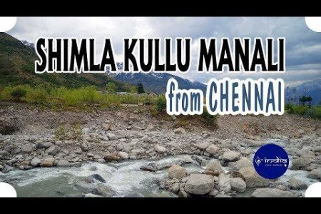 Chennai to Shimla Kullu Manali Couple Tour Package Infographic