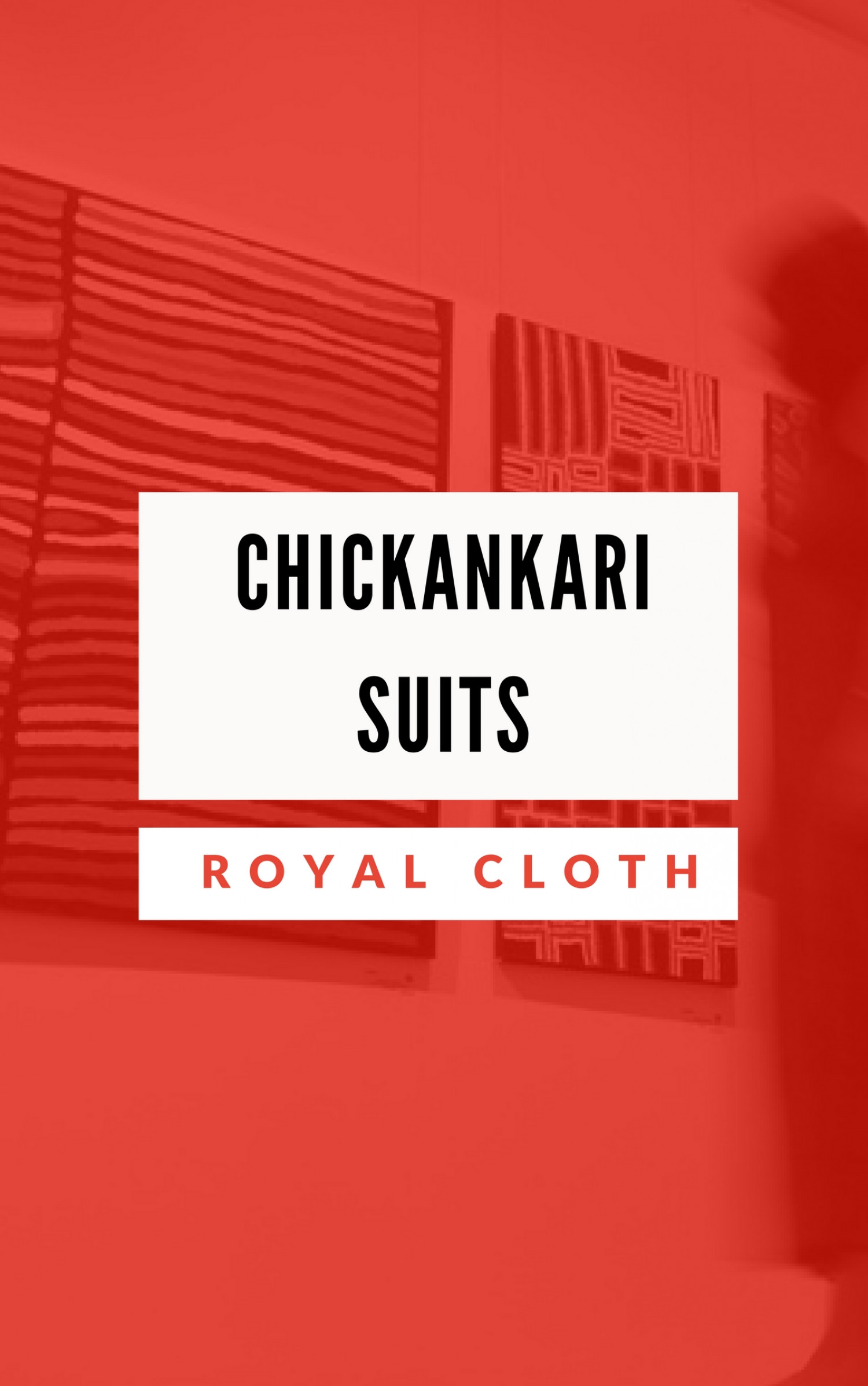 Chikankari Suits Infographic