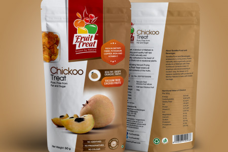 Chickoo Treat – A Nutritious Snack Exceptional in Taste Infographic