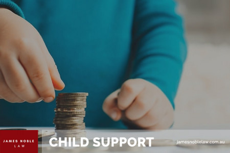 CHILD SUPPORT Infographic