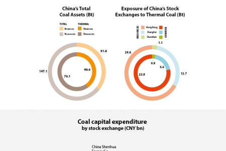 China: The Great Coal Cap Infographic