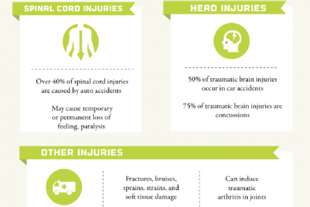 Chiropractic Care: The Cure for Auto Injury Pain  Infographic
