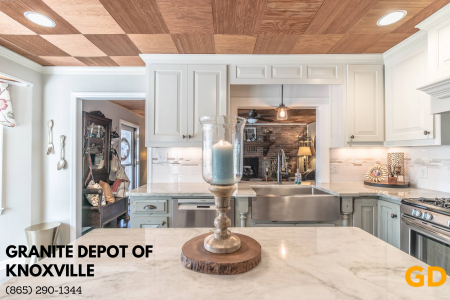 Choose Granite Countertops To Make Your Kitchen Beautiful Infographic
