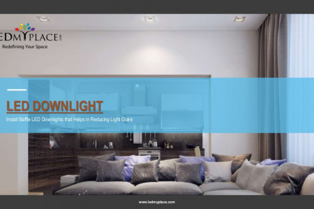 Choose LED Downlight That Fully Compatible With Dimmers Infographic
