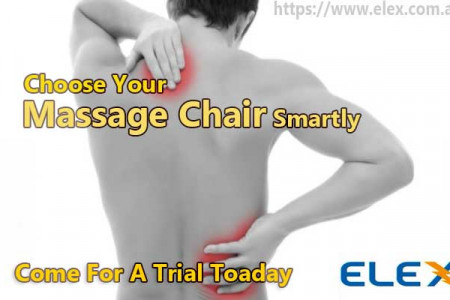 Choose Your Massage Chair Smartly. Infographic