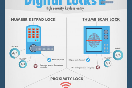 Choosing Locks For Your Home Infographic