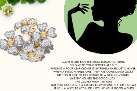 Choosing The Perfect Jewellery Present For Her Infographic