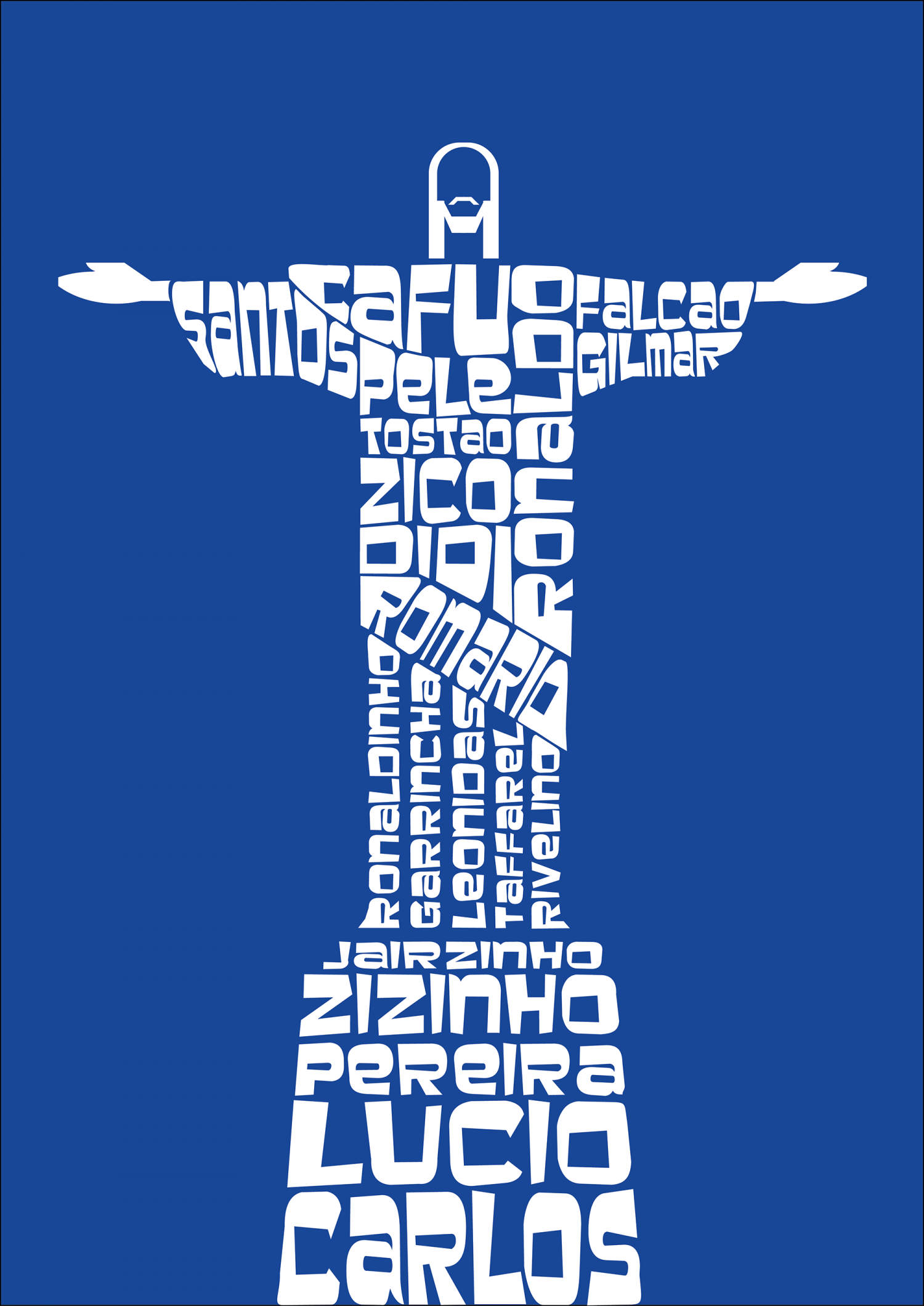 Christ the Redeemer Football Statue Infographic