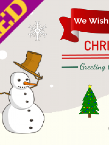 Funny Christmas Cards & Gifts - A Seasonal Infographic Infographic