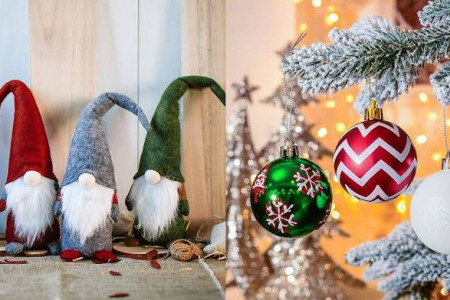 Christmas Decorations – How to Decorate Your Home within Budget? Infographic