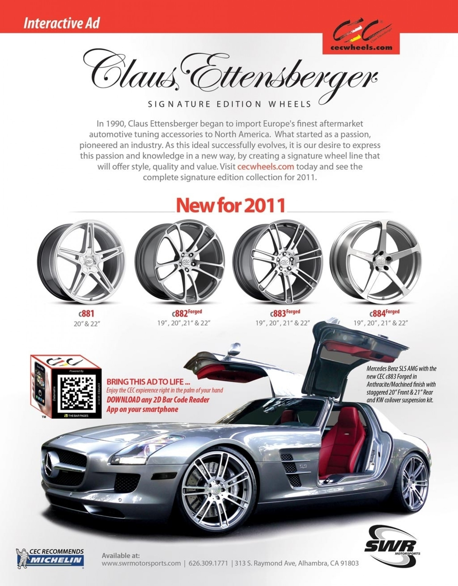 Claus Ettensberger  Infographic
