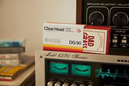 Clear Head Cassettes 5 Pack Dad Stash Infographic