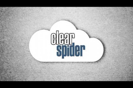 Clear Spider Cloud Inventory Management Software Infographic