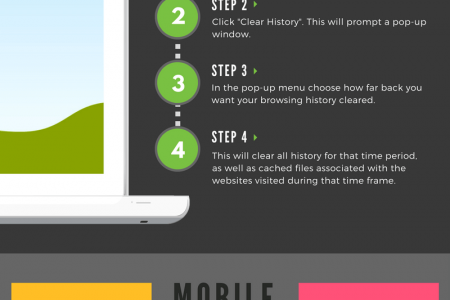 Clear Your Cache: Safari Infographic