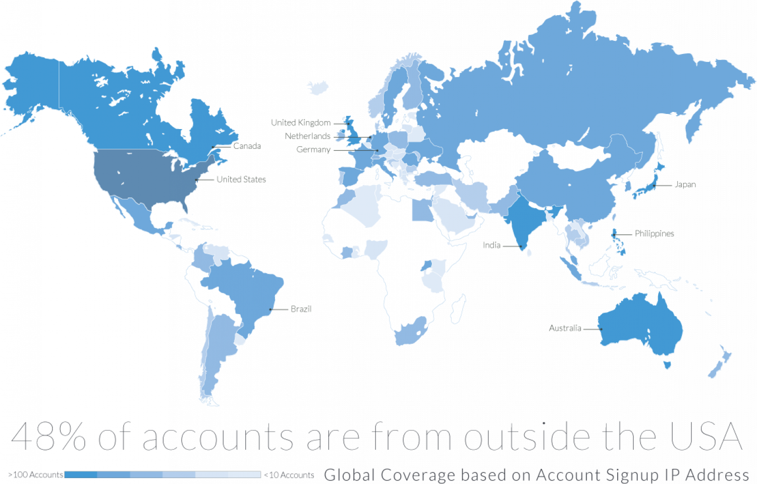 CloudMine Deployed on a Global Scale Infographic