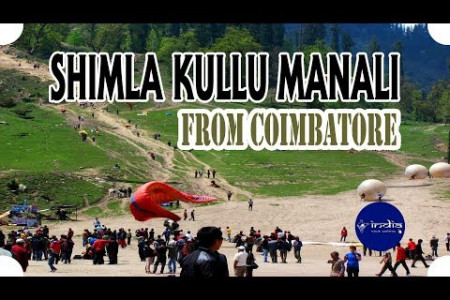 Coimbatore to Shimla Kullu Manali Couple Tour Package Infographic