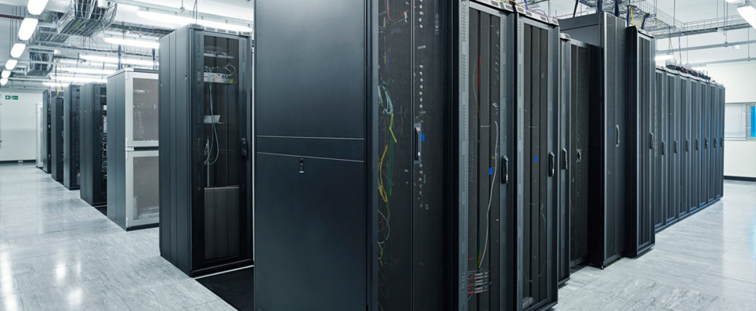 Colocation Service Providers in New York Infographic
