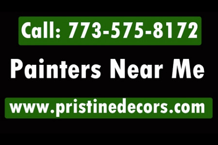 commercial painters Chicago | Call 773-575-8172 Infographic